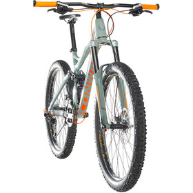 Conway WME 627 Alu, grey/orange